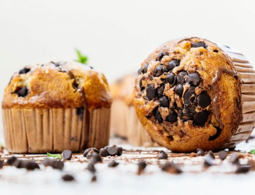 Muffins de Chocolate y Capuccino